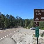 Rose canyon campground