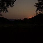 Hawk creek campground
