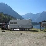 Hozomeen campground
