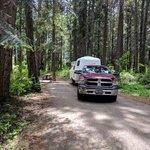 Indian creek campground wenatchee nf