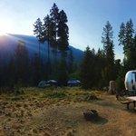 Kachess campground