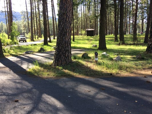 Kettle river campground