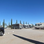 Turquoise valley golf rv park