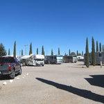 Bisbee rv park turquoise valley