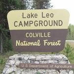 Lake leo campground
