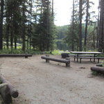 Lake leo campground