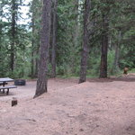 Lake thomas campground