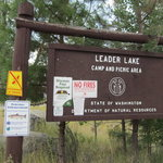 Leader lake campground