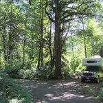 Lena creek campground