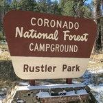 Rustler park campground