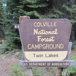 Little twin lakes campground