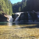 Lower falls campground