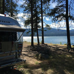 Marcus island campground