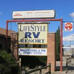 Lifestyle rv resort