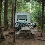 Newhalem creek campground