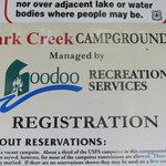 Park creek campground