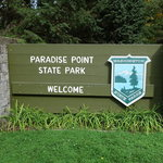 Paradise point state park