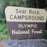 Seal rock campground