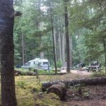 Silver springs campground snoqualmie nf