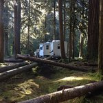 Sol duc campground