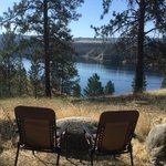 Lake spokane campground