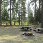 Sweat creek campground