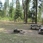Sweat creek campground