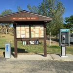 Spring canyon campground
