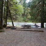 Staircase campground