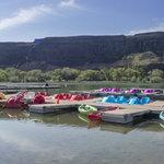 Sun lakes dry falls state park