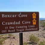 Crawdad cove