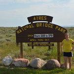 Ayers natural bridge park