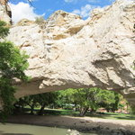 Ayers natural bridge park