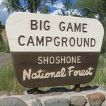 Big game campground