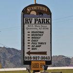 Sunsetters rv park