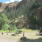 Clearwater campground shoshone nf