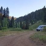 Cottonwood lake campground bridger teton nf