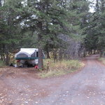 Curtis canyon campground
