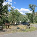 Elk fork campground