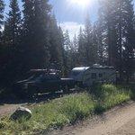 Falls campground
