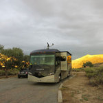 Firehole canyon campground