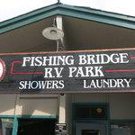 Fishing bridge rv park