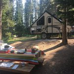 Granite creek campground