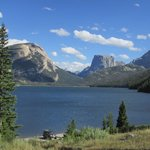 Green river lakes campground