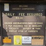 Hatchet campground