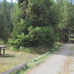Hatchet campground