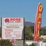 Rose rv park