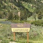 Kozy campground