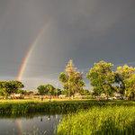 Larson park campground