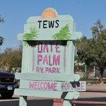 Tews date palm rv park